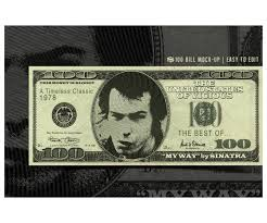 Design Your Own Dollar Bill Template Dollar Bill Mockup Template Psd With Editable Face Photo And