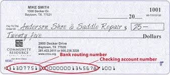 How To Fill Out Direct Deposit Form Community Resource Credit Union Direct Deposit