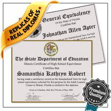 replica ged diplomas all usa states and amazing  replica ged diploma