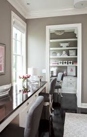home office cool home. Home Office. Wall Colour Is Benjamin Moore River Reflections.love The Office Cool