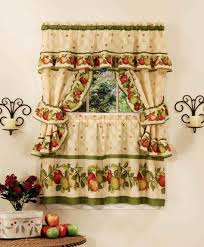 Sunflower Kitchen Sunflower Kitchen Curtains And Valances The Cheerful Sunflower