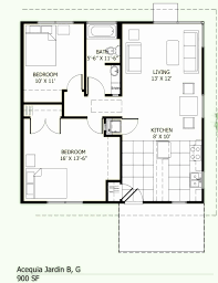 first 1000 sq ft house plans 2 bedroom indian style indian house plan 1000 sq feet