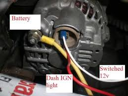 toyota denso alternator wiring diagram wiring diagram geo metro alternator wiring diagram schematics and diagrams