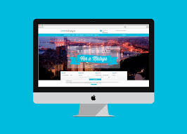 apartment website design. Website Design And Development For An Apartment Rentals Company In Malaga