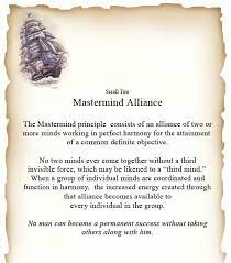 Mind Power 365 (The Blessed Factory): Mastermind Alliance By: Napolean Hill