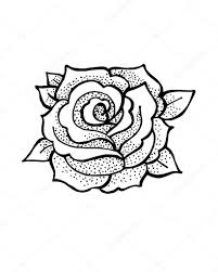 Small Picture Vintage hand drawn rose Stock Vector bernardojbp 62896813