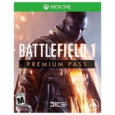 Battlefield 1 Premium Pass Xbox One ...