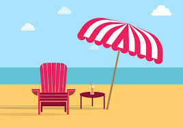 adirondack chair vector. Delighful Vector Adirondack Chair Beach Free Vector Inside A
