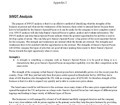 doc analysis paper template critical analysis essay doc768994 example of a swot analysis paper harvard style analysis paper template