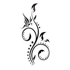 499 Tetovací Nálepky Květinová řada Vzor Waterproof Dámské Girl Dospívající Flash Tattoo Dočasné Tetování