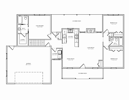 plans for ranch style homes elegant ranch style house plans with open floor plan