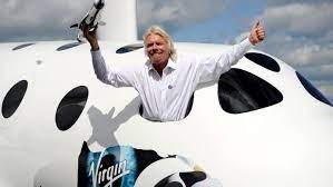 Richard Branson: Wer ist das wilde ...