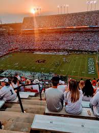 Auburn Seating Chart With Rows Jordan Hare Stadium Section 111 Row 21 Seat 20 Auburn
