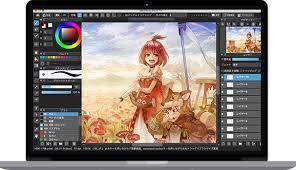 painting program mac