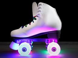Epic Skates Size Chart Epic Allure Light Up Roller Skates In 2019 Light Up Roller