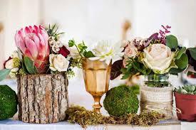 wedding table centrepiece ideas rustic unique diy