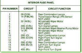 mazda 626 turn signal wiring diagram on mazda images free 1999 Ford Contour Radio Wiring Diagram mazda 626 turn signal wiring diagram 17 92 mazda b2600 stereo wiring schematic mazda 2001 schematics 1999 Ford Expedition Wiring-Diagram