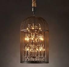 birdcage lighting. birdcage chandelier lighting r