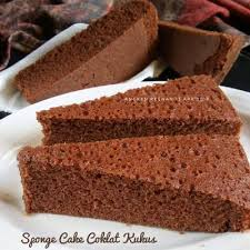 Resep Sponge Cake Coklat Kukus Oleh Angken Keenan Cookpad