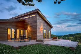 stylish modular home. High End Modular Homes 10 Stylish Prefab That Won T Break The Bank 19 Stylish Modular Home