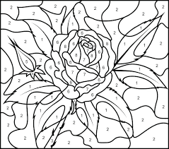 color by number free. Fine Free Color By Number Page Coloring Pages Charming  Free Printable   Intended Color By Number Free O
