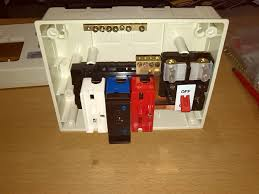 wylex traditional rewireable fusebox diynot forums replacing rewirable fuses with circuit breakers at How To Change A Fuse In A Wylex Fuse Box