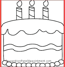 Printable Birthday Cake Autoinsurancegusinfo