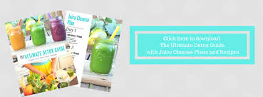 create your own juice cleanse
