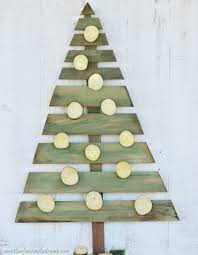 diy wood pallet christmas tree