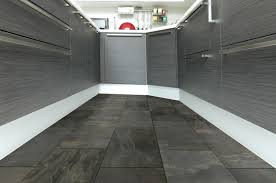 faux slate tile slate floor tile tapco imitation slate tiles