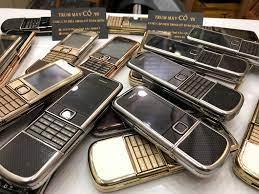 Trùm Bán Nokia 8800 Anakin Gold Chính Hãng Cũ Còn Zin Tại TPHCM