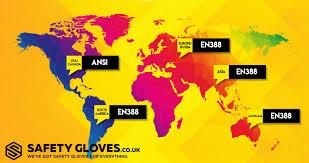 Cut Resistance Standards En388 Vs Ansi Safetygloves Co Uk