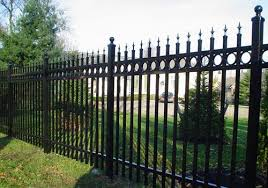 aluminum fence gate aluminum fencing