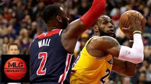 Los Angeles Lakers vs Washington Wizards Full Game Highlights | 12.16.2018,  NBA Season - YouTube