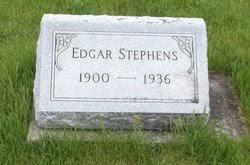 Edgar Stephens (1900-1936) - Find A Grave Memorial