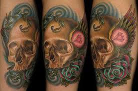 Význam Tetování Lebka Historický Odkaz A Naše Dny