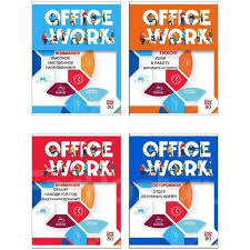 <b>Тетрадь</b> 80л., А5, клетка на гребне <b>BG</b> Office Work, выборочный ...