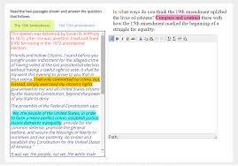 interactive assignments essay format