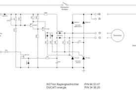 ducati regulator wiring diagram wiring diagram rotax 582 tachometer at Tachometer Wiring Diagram Rotax