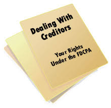 Creditor Harassment FDCPA Papers