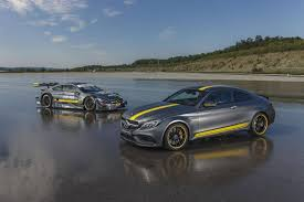 Feast Your Eyes On The Mercedes-AMG C63 Coupe Edition 1
