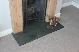 graphite riven slate hearth 1200x1200x20 25mm