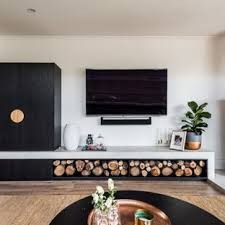 Open Kitchen Photo Of Modern Formal Open Concept Living Room In Melbourne With White Walls Medium Houzz 75 Most Popular Living Room Design Ideas For 2019 Stylish Living