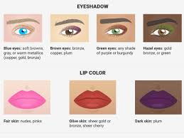 Best Eyeshadow For Light Skin The Best Makeup For Your Skin Tone And Eye Color Insider