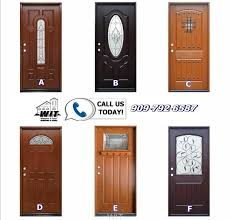 prefinished entry doors. our prefinished selection of fiberglass front entry doors, pre hung in composite (not finger joint) frames! doors d