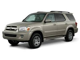 2006 Toyota Sequoia Limited - Delaware OH area Toyota dealer ...