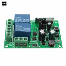 online get cheap relay 10a aliexpress com alibaba group 433mhz 2 ch wireless relay rf remote control switch transmitter dc 12v 220v 10a heterodyne receiver integrated circuits