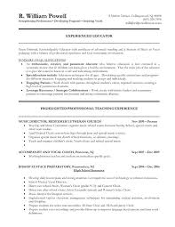 Student Teaching On Resume Mesmerizing Student Teaching On Resume Foodcityme