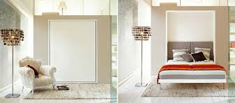 Modern Murphy Bed Designs Intended For Multipurpose Furniture Spaces 13
