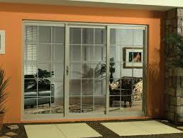 glass sliding doors exterior double sliding patio doors grey framed sliding french door for